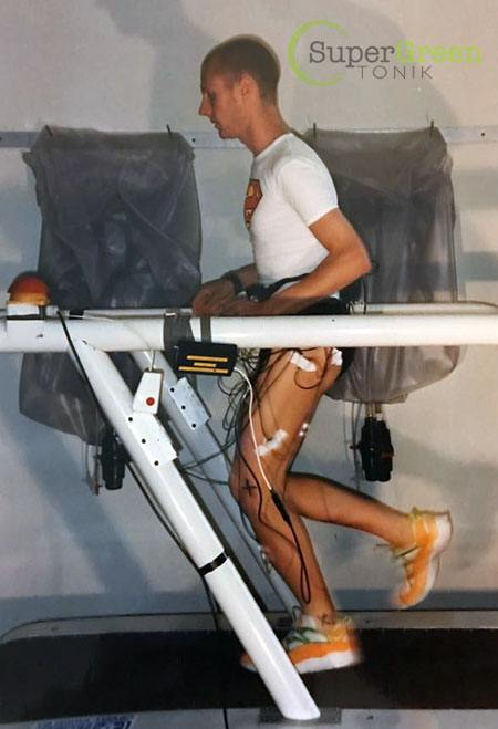 Adam Sports Science Testing