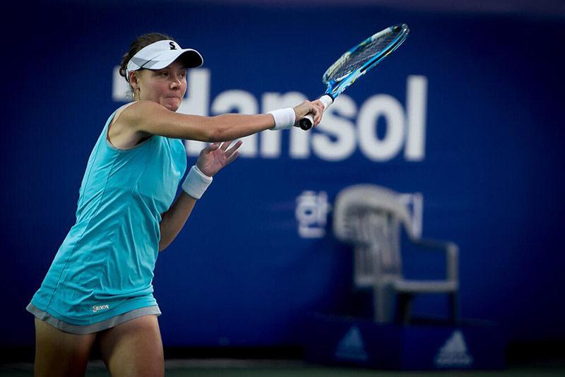 Ksenia Lykina, Top Professional Tennis Player