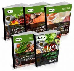 28-Day Detox Diet Plan