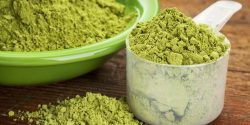 Greens powder scoop