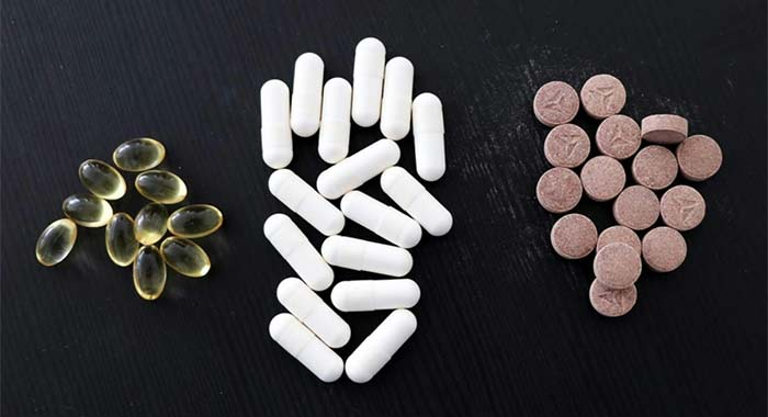 Capsules, tablets and pills