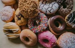 Collection of doughnuts