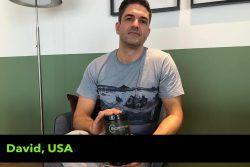 David testimonial, another fan of SuperGreen TONIK