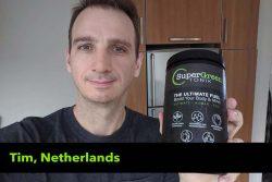 Tim from Netherlands testimonial