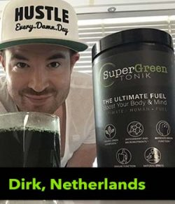 Dirk from Netherlands