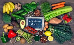 Alkaline foods in your diet