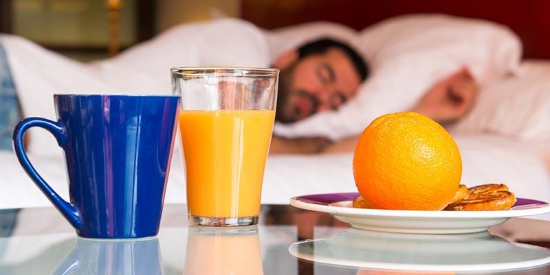 Sleep and good nutrition