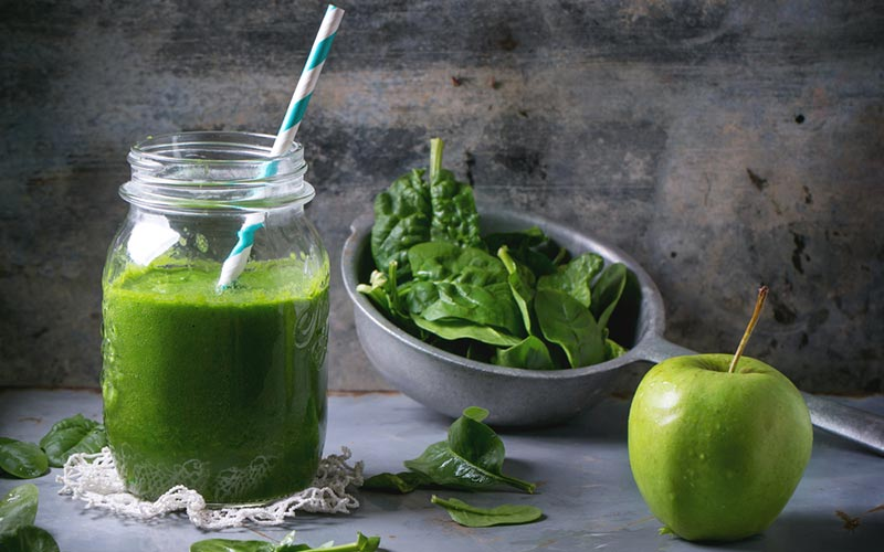 Green Smoothie diet transition