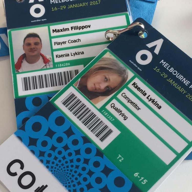 Max and Ksenia Melbourne Player Tickets
