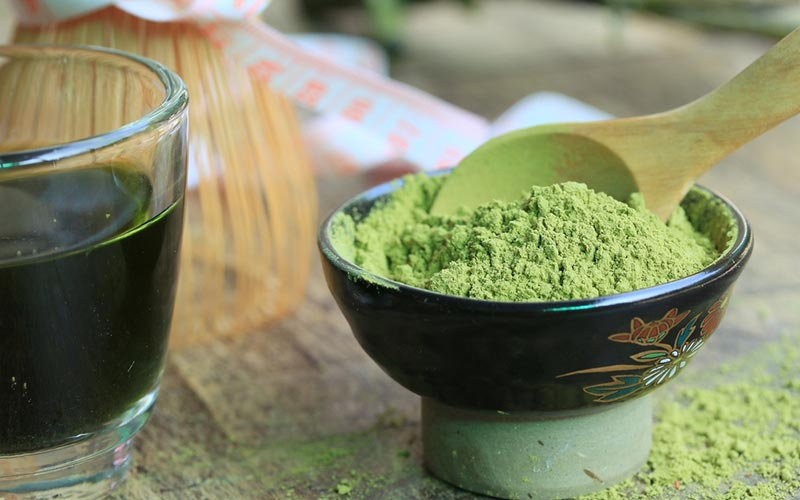 Powdered greens dosages