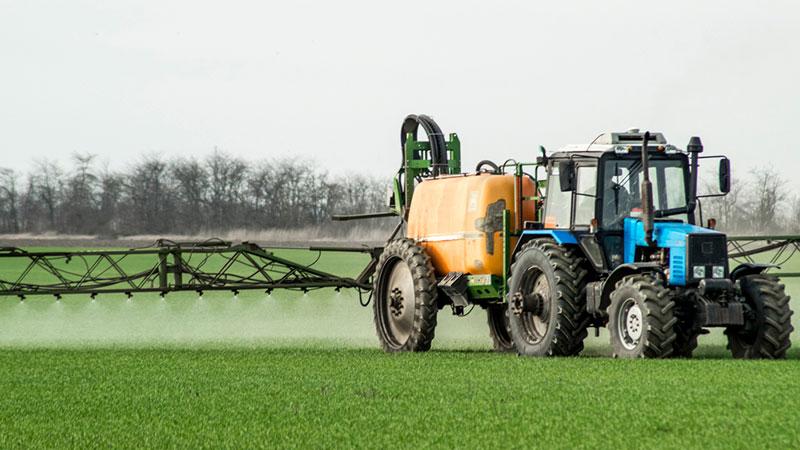 Glyphosate in fertilisers and gluten intolerance
