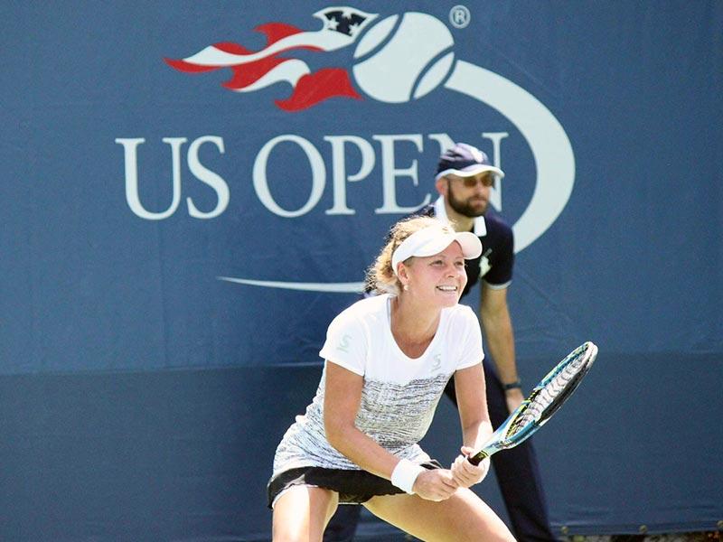 Ksenia USA Open