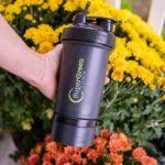 Shaker Bottle (Black)